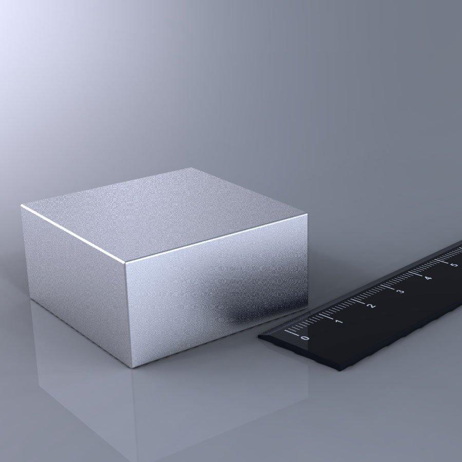 Magnet Quader als Supermagnet