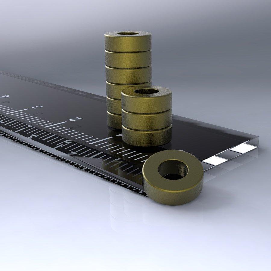 Woraus bestehen Magnete?