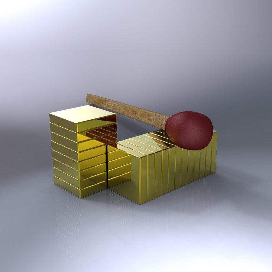 Welche Arten von Magneten gibt es?
