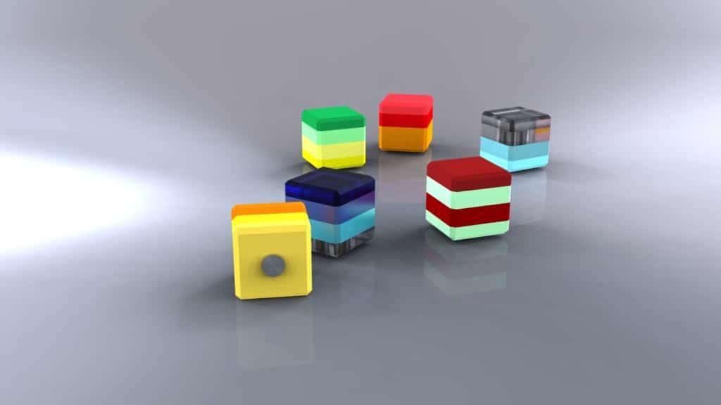 Magnete für Magnetleisten in der Küche